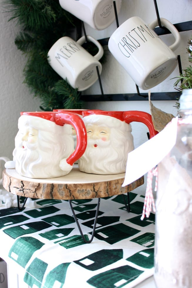 A Rae Dunn Inspired Hot Cocoa Bar For The Holidays 187 The