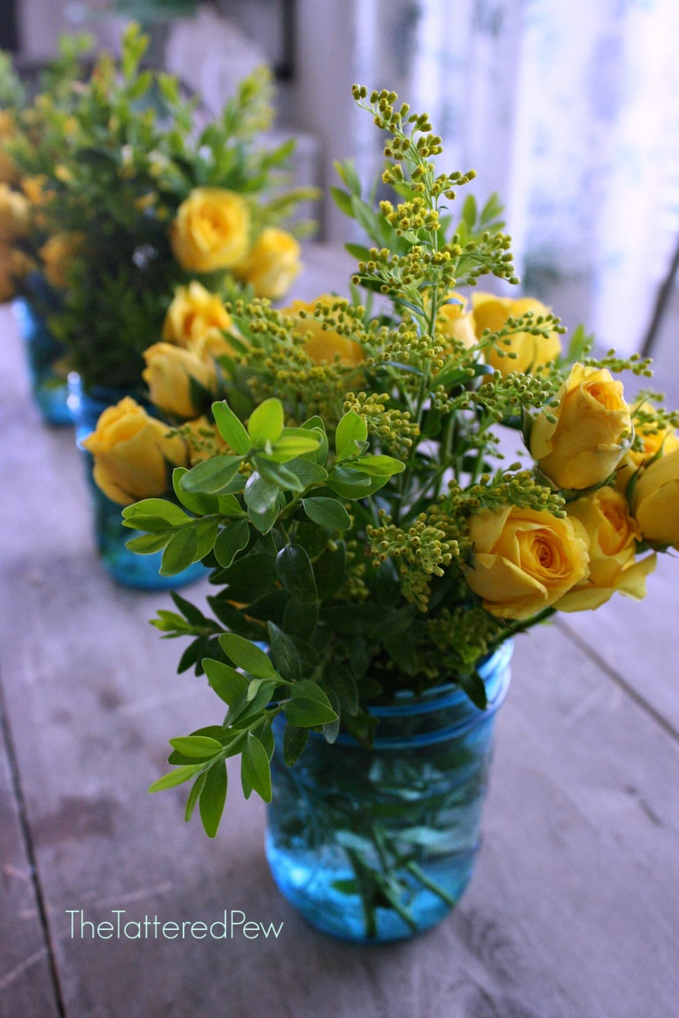 Simple flower centerpieces for mother s day the