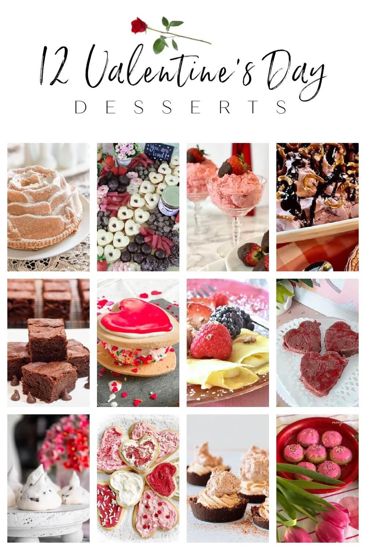 12 Valentine's Day Dessert Ideas