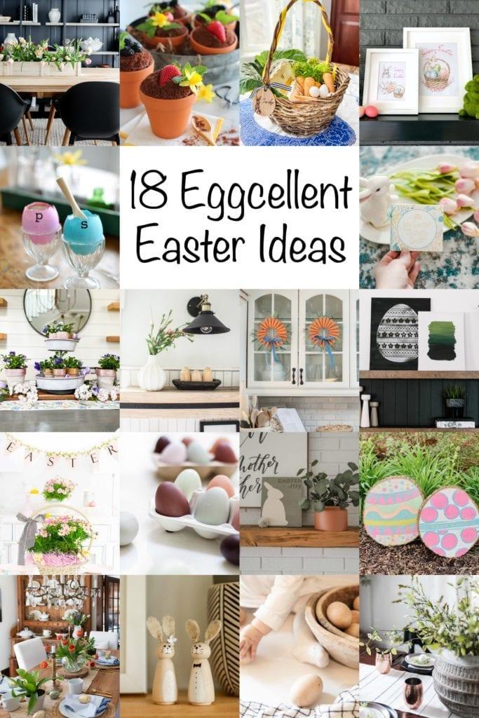18 Eggcellent Easter ideas!