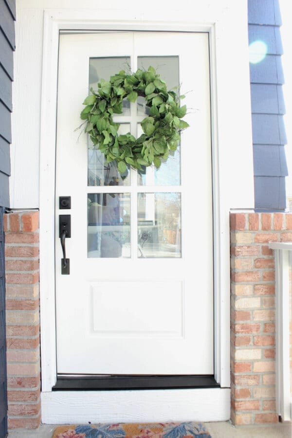Come on in and take a tour of our home all decorated for Spring!