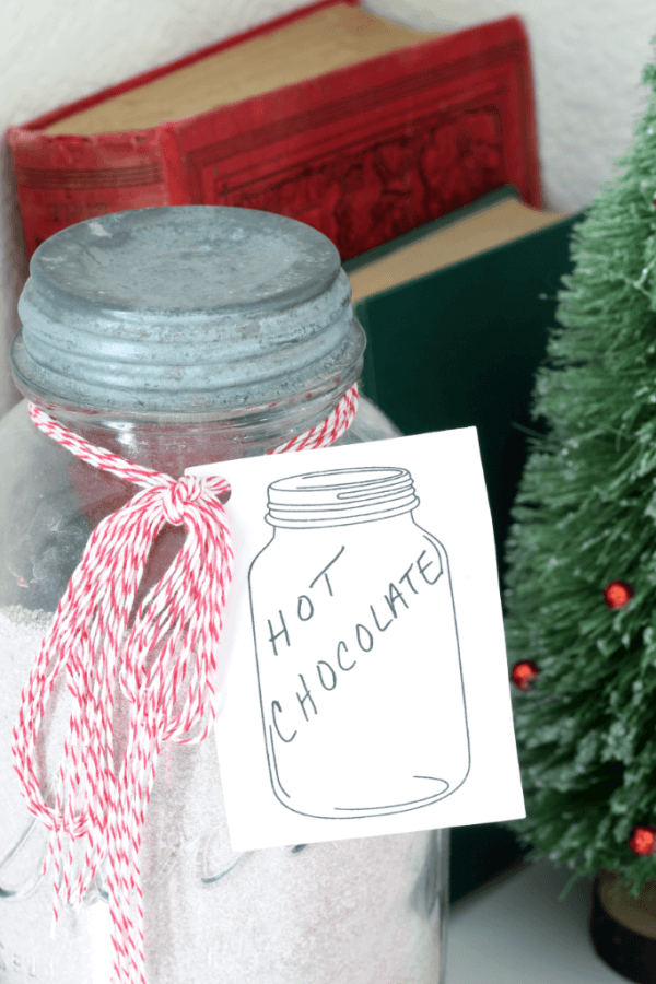 My mom's hot cocoa recipe is our family's favorite!