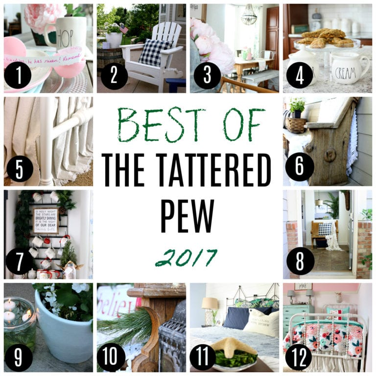 The Tattered Pew Best of 2017