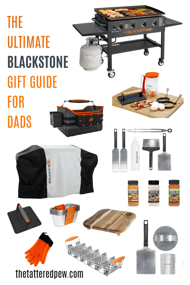 The Ultimate Blackstone Gift Guide For Dads