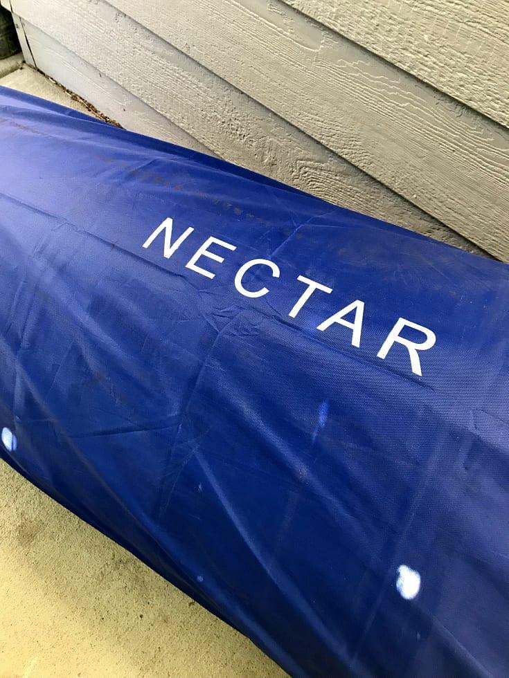 Nectar mattress review.