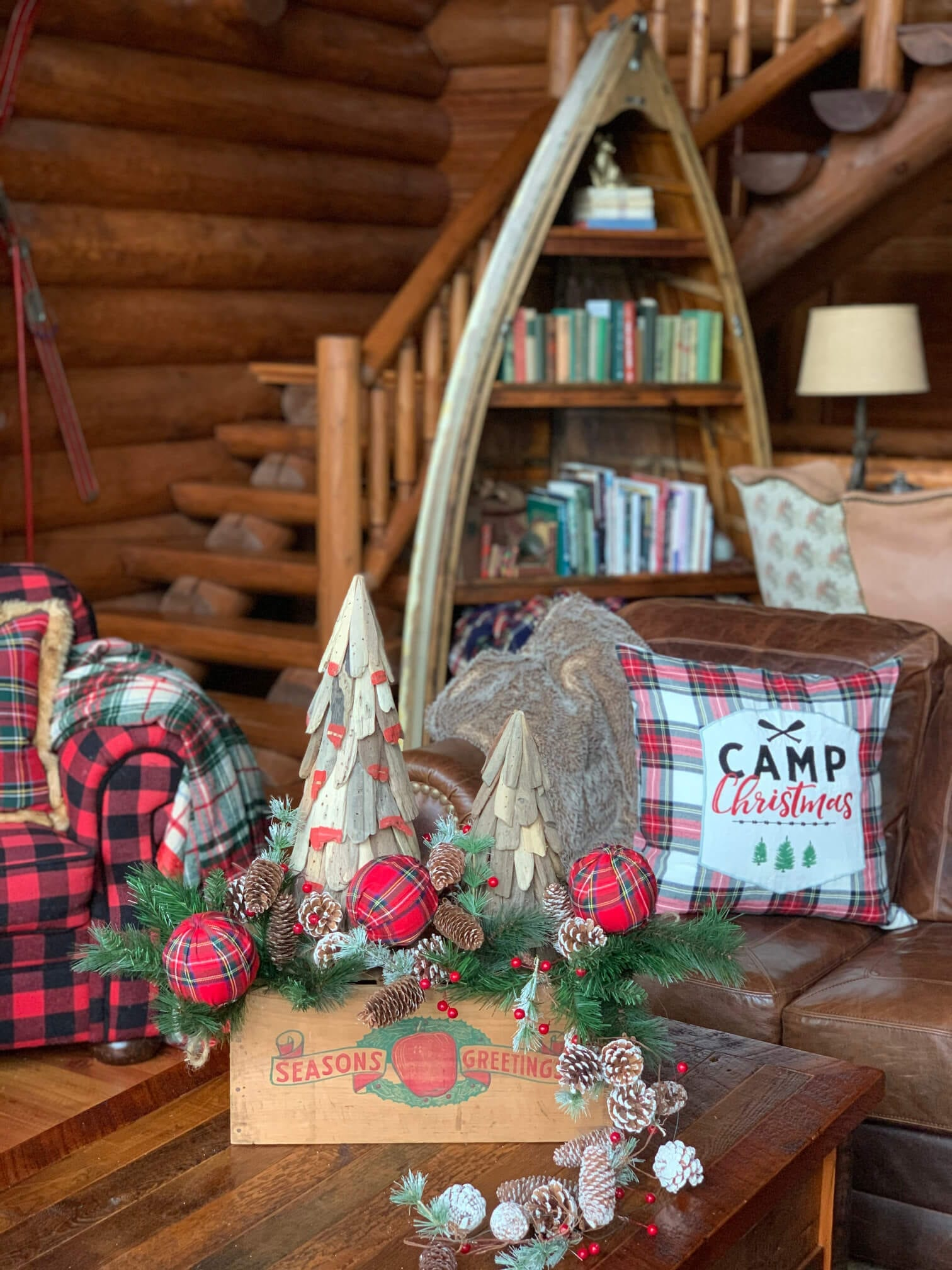 Welcome Home Sunday: Woodland Christmas Crate