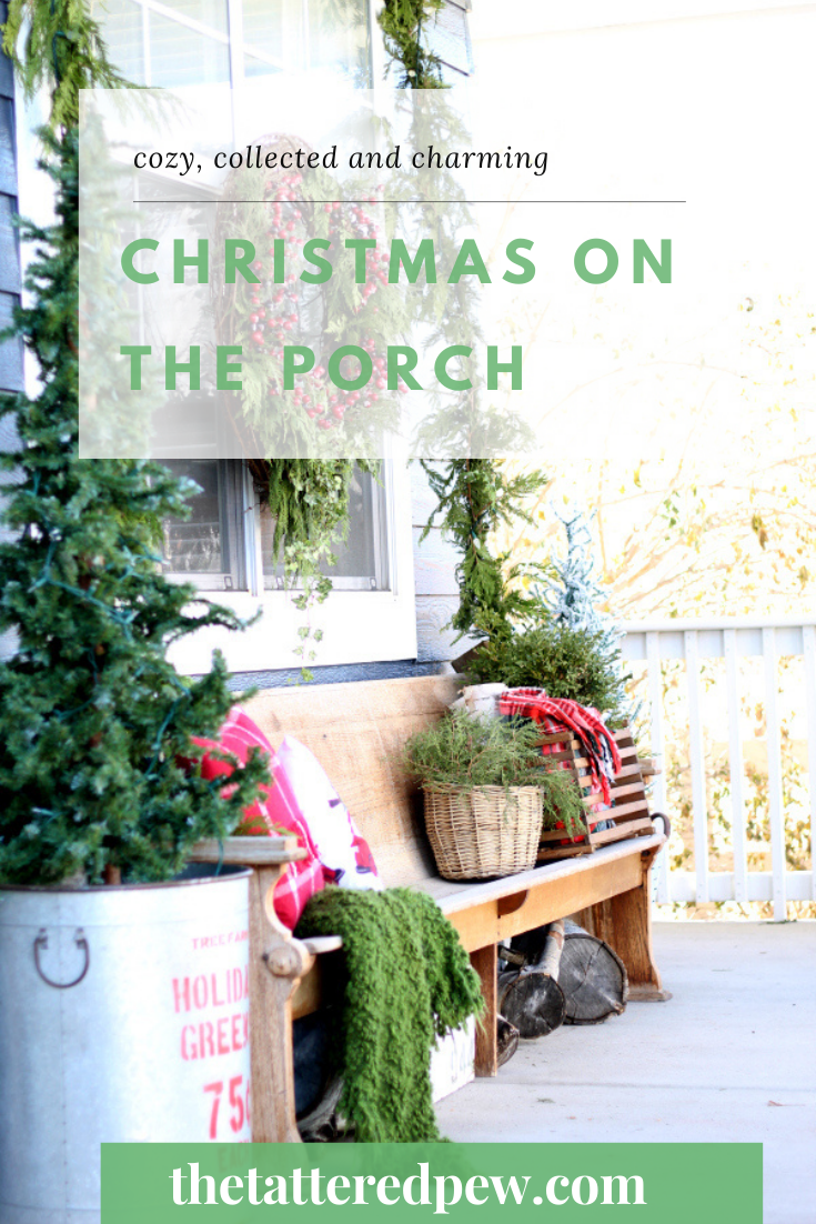 Come take our Christmas on the porch tour!