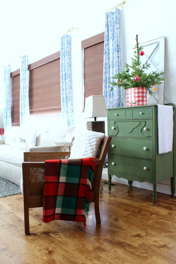 Come on over to our Christmas home tour!