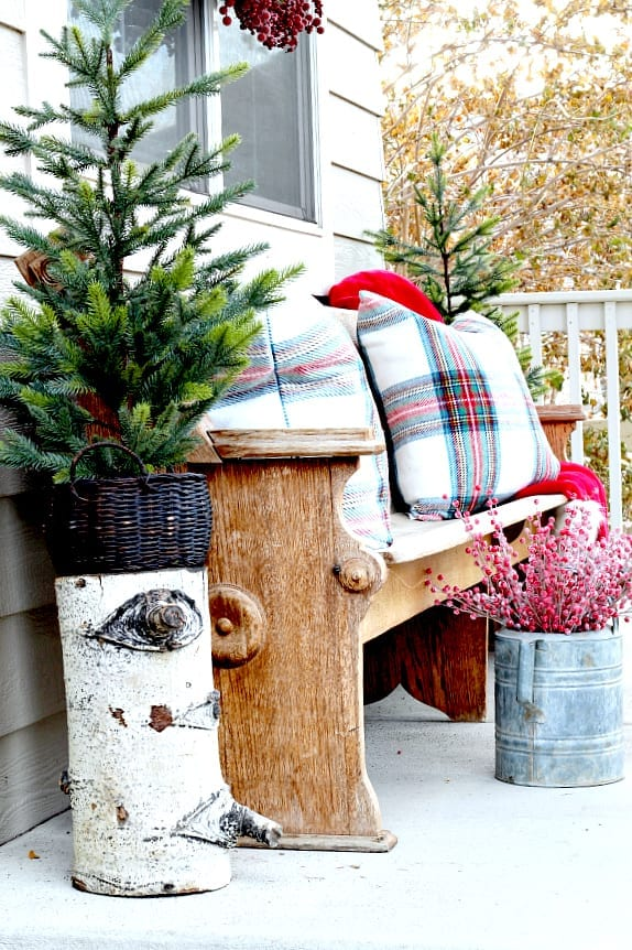 Welcome Home Sunday: Christmas on the Porch