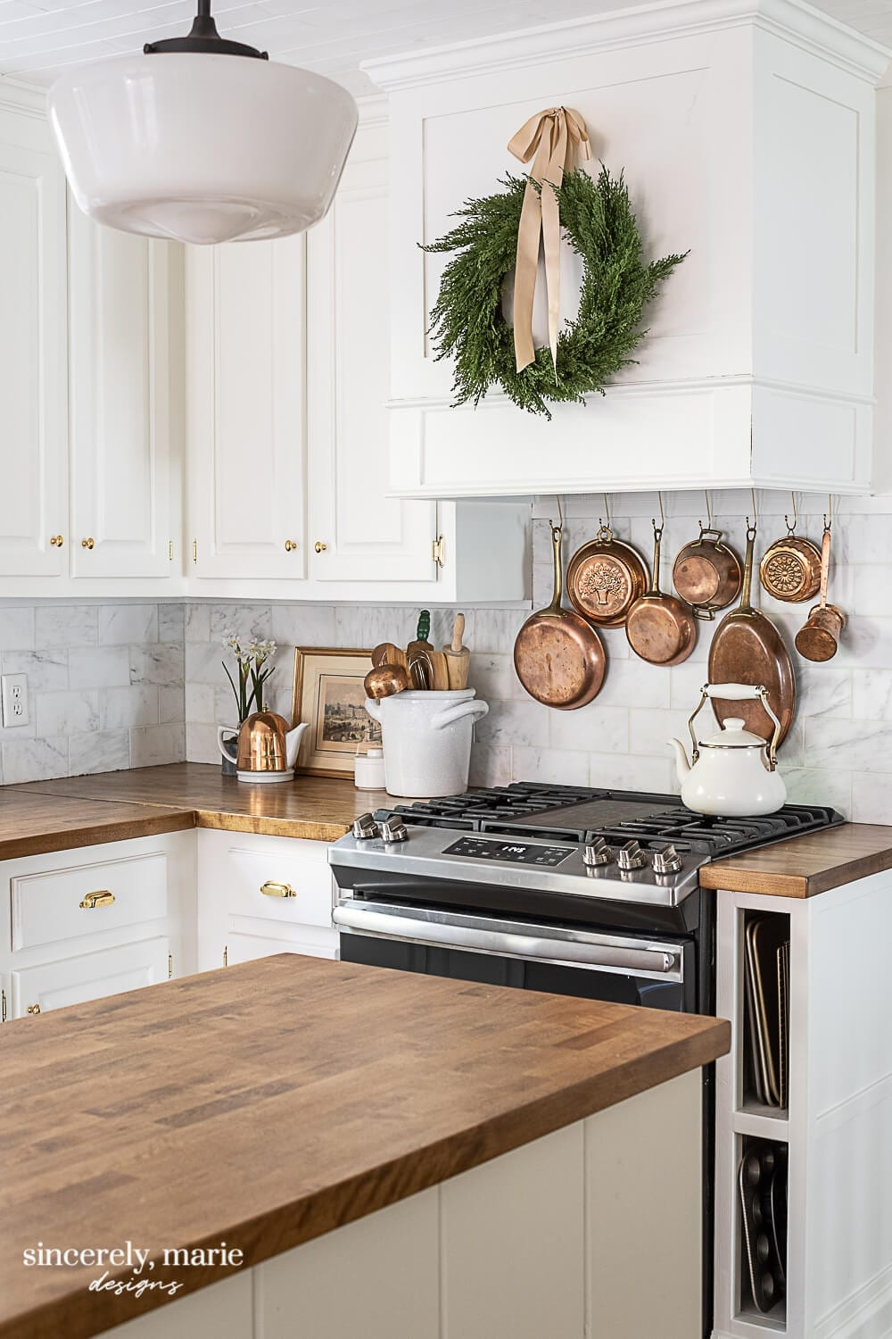 Welcome Home Sunday: Christmas In The Kitchen
