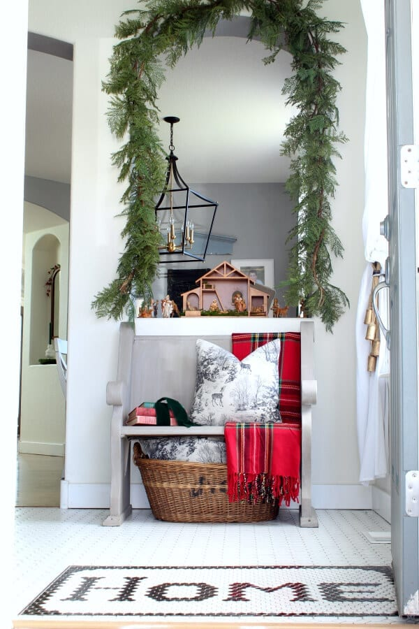 Come on in to our Christmas Home Tour!