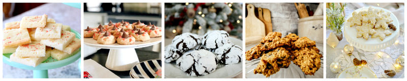 5 Fabulous cookie recipes perfect for Santa!