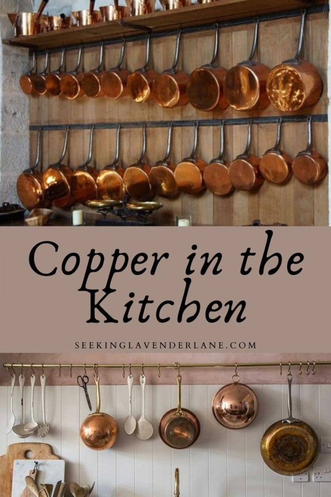 Welcome Home Sunday: Copper In The Kitchen