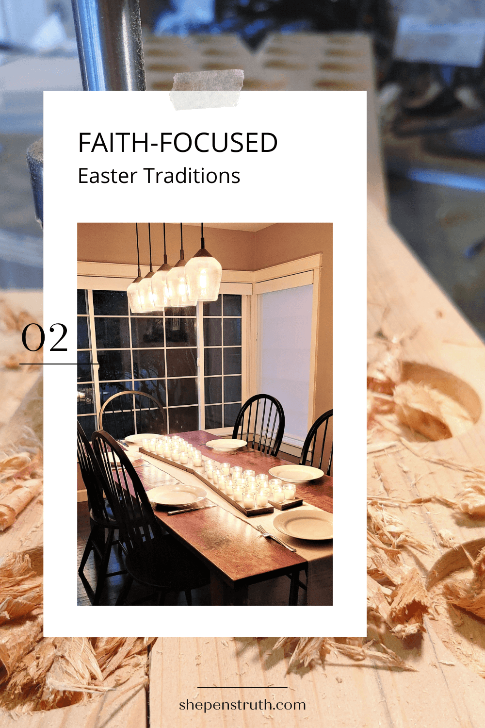 Faith Focused Easter Traditions with She Pens Truth