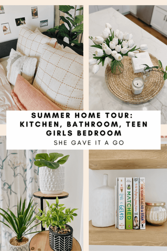 Welcome Home Saturday: Summer Home Tour