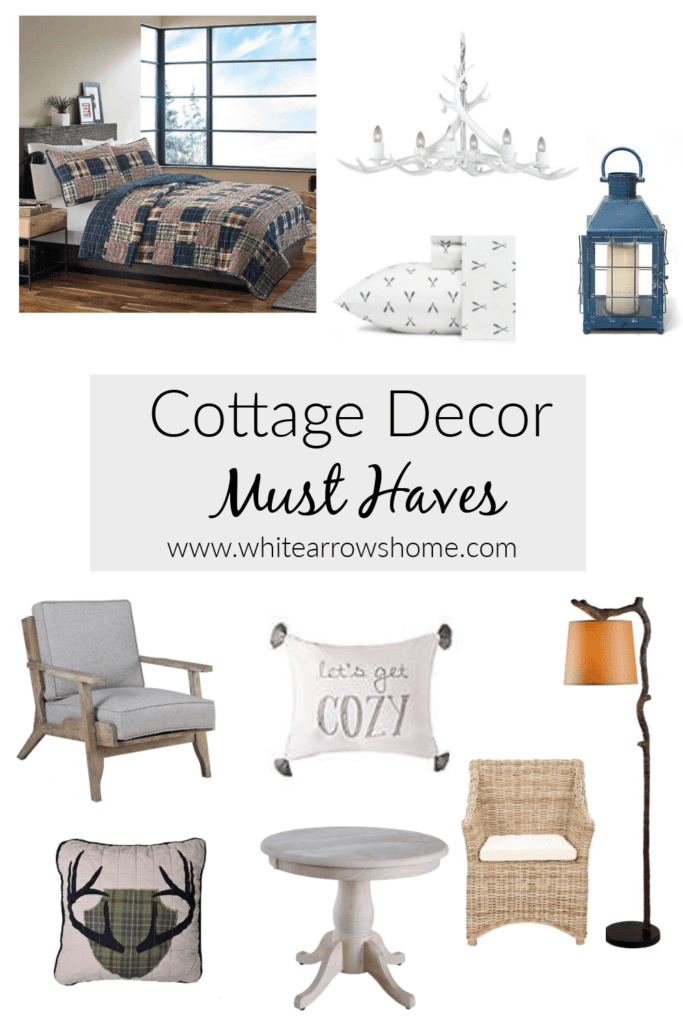 Welcome Home Sunday: Cottage Decor Must Haves