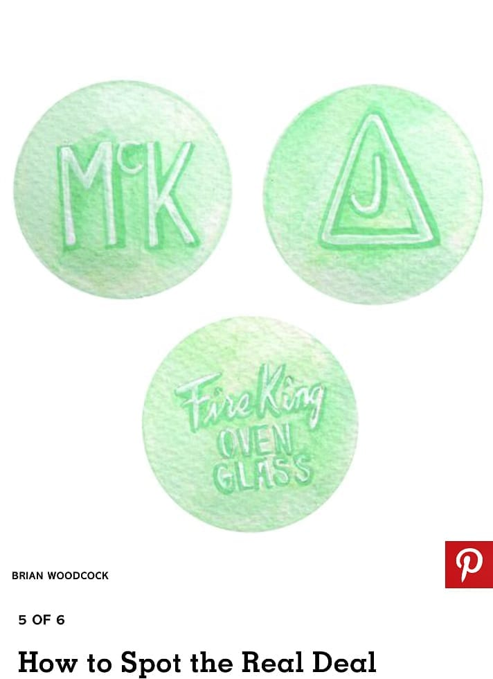 These markings are the way to tell which kind of jadeite you have and if they are old.