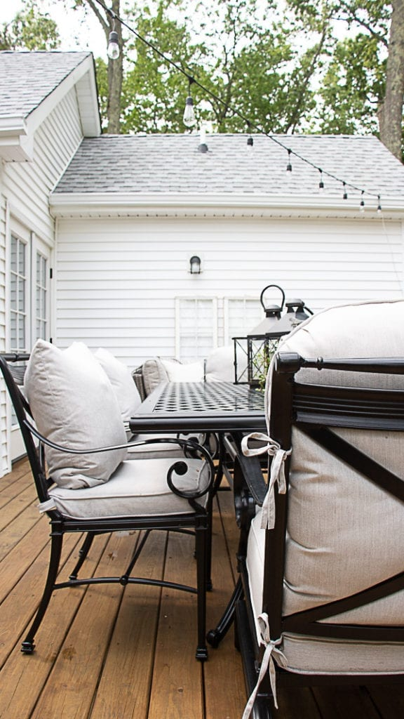 Welcome Home Sunday: Deck Makover