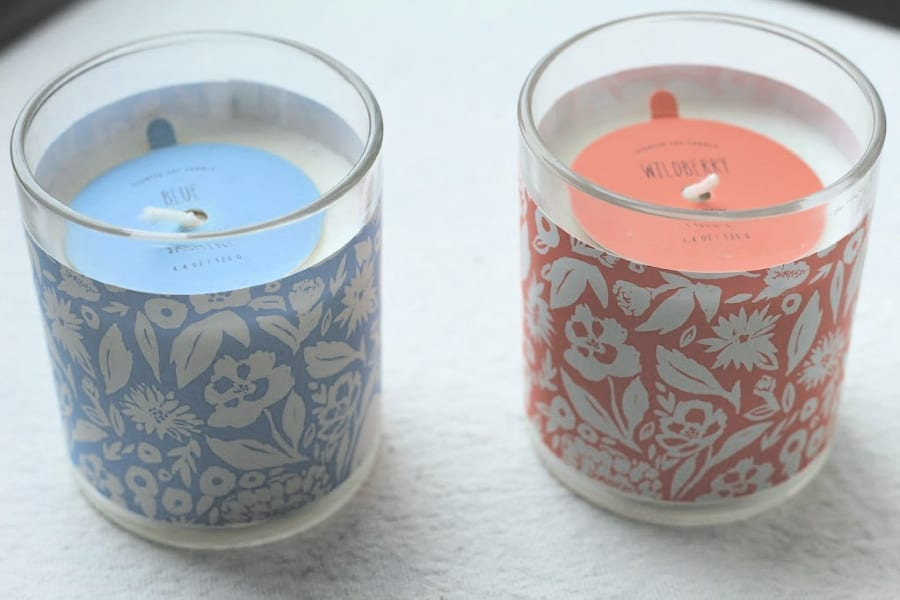Add these darling candles to your Easter basket hostess gift.