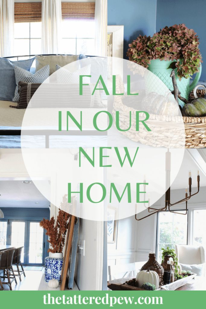 Fall In Our New Home