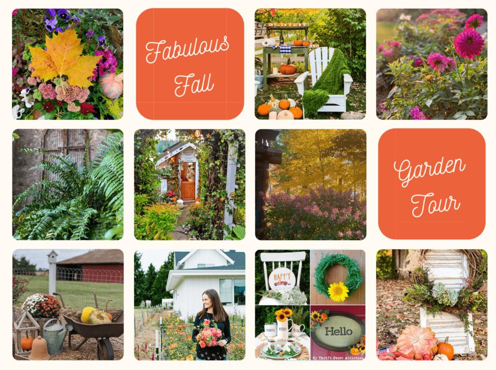 Fall Garden Tours