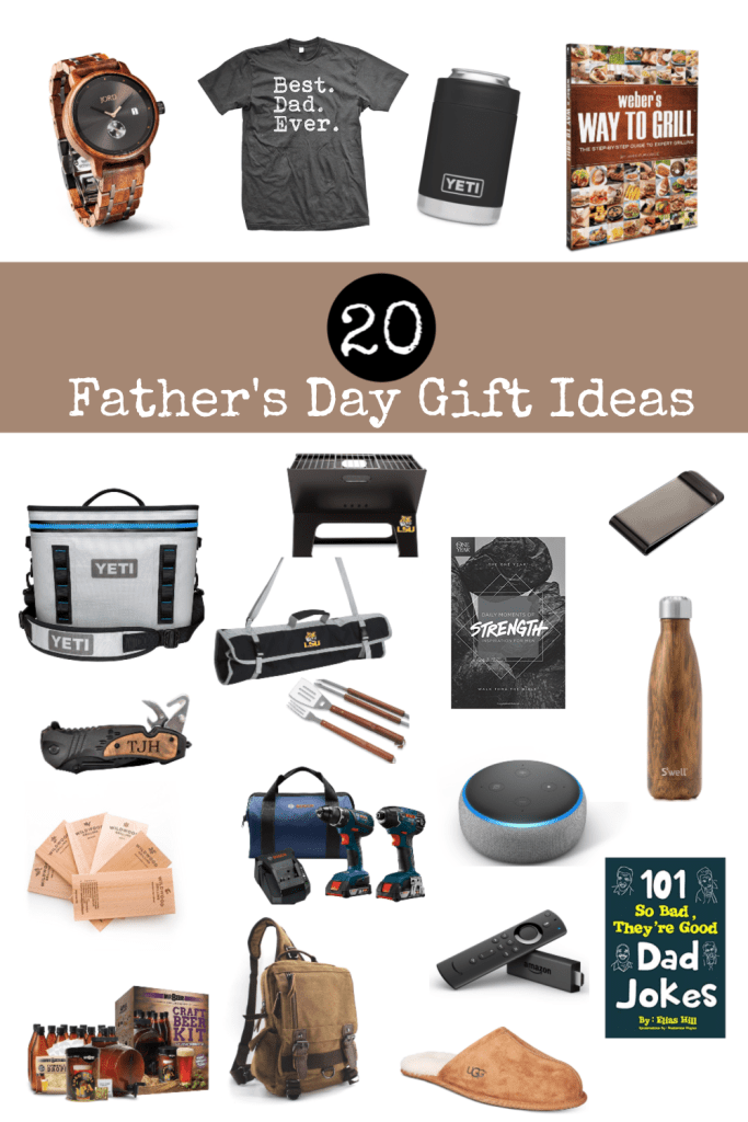 20 Father's day gift ideas!