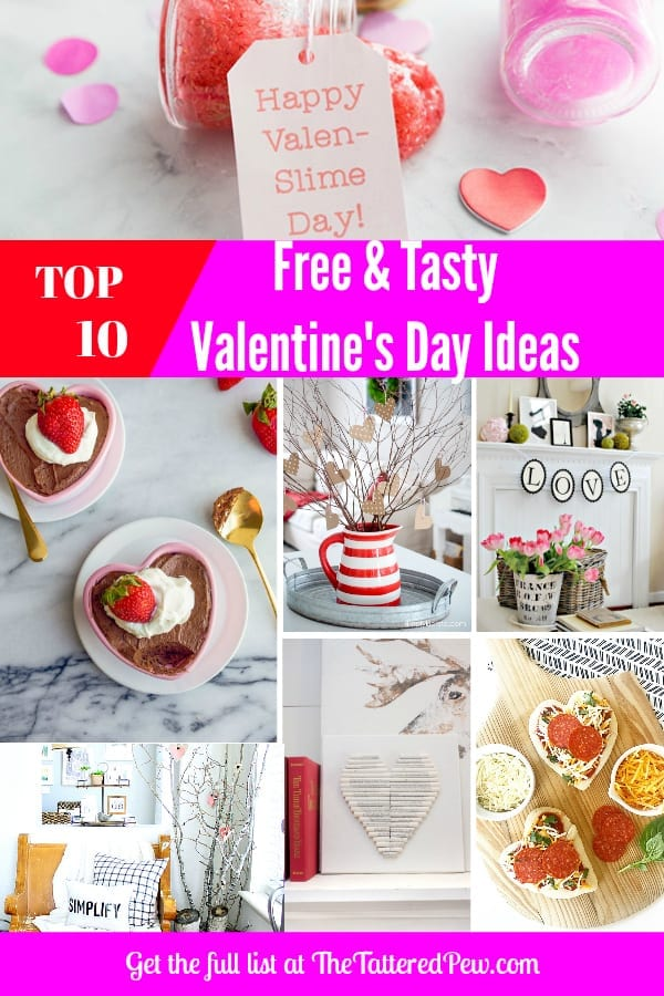 last minute love: 10 free & tasty valentine's day ideas » the