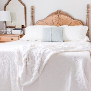 Welcome Home Sunday: Guest Bedroom Makeover