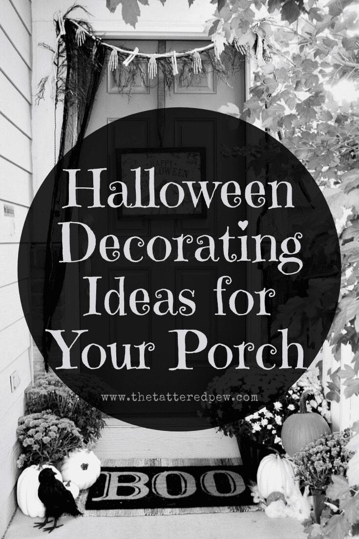 Halloween Decorating Ideas For Your Porch