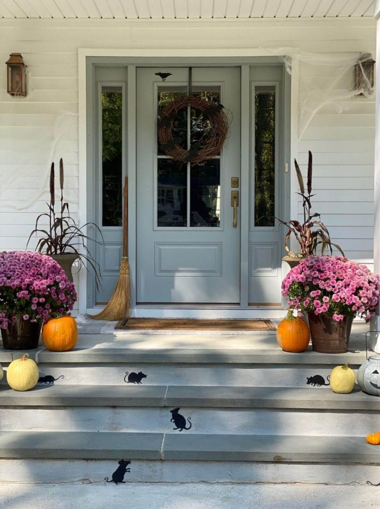Welcome Home Sunday: Halloween Porch 2020