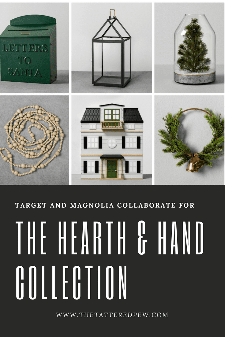 Target's Hearth and Hand Collection by Magnolia