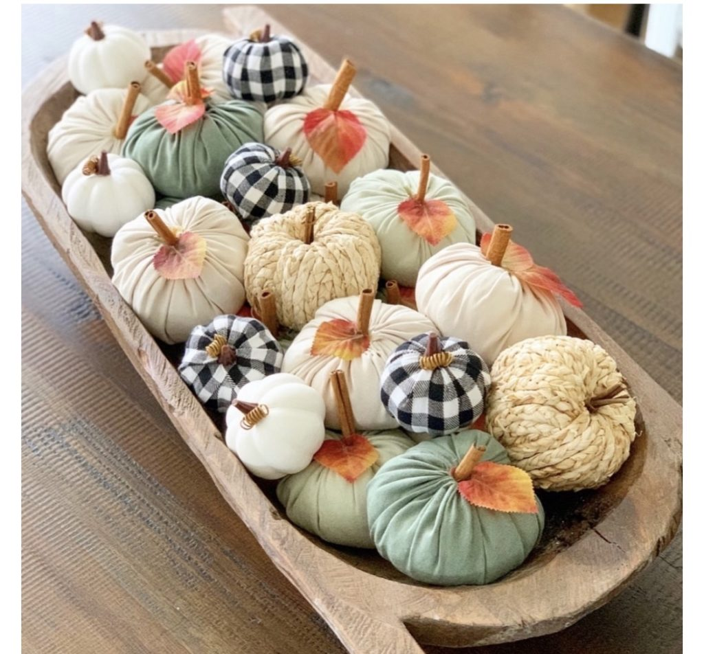 Welcome Home Saturday: Cinnamon Stick Pumpkin DIY