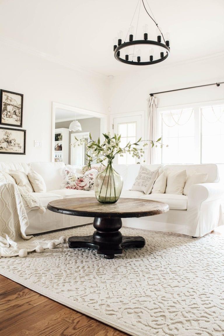 Welcome Home Sunday: Spring Decor, Vignettes, Makeovers & DIYs