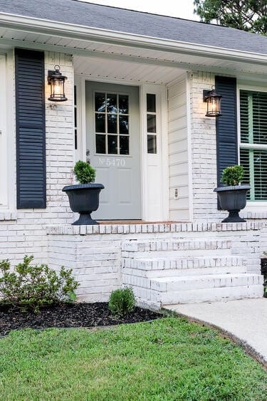 Welcome Home Sunday: 10 Tips for Limewashing your home!