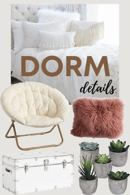 Welcome Home Saturday: Cute dorm room ideas for girls