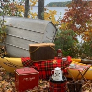 Welcome Home Sunday: Lakeside Fall Picnic