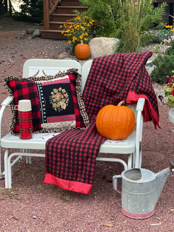 "Welcome Home Saturday"" Fall Decor Inspiration"