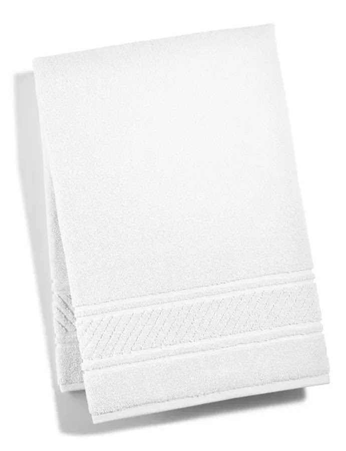 Whaite Martha Stewart Spa Towels from Macy's