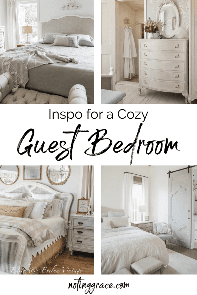 Welcome Home Sunday: Inspo for a cozy guest bedroom