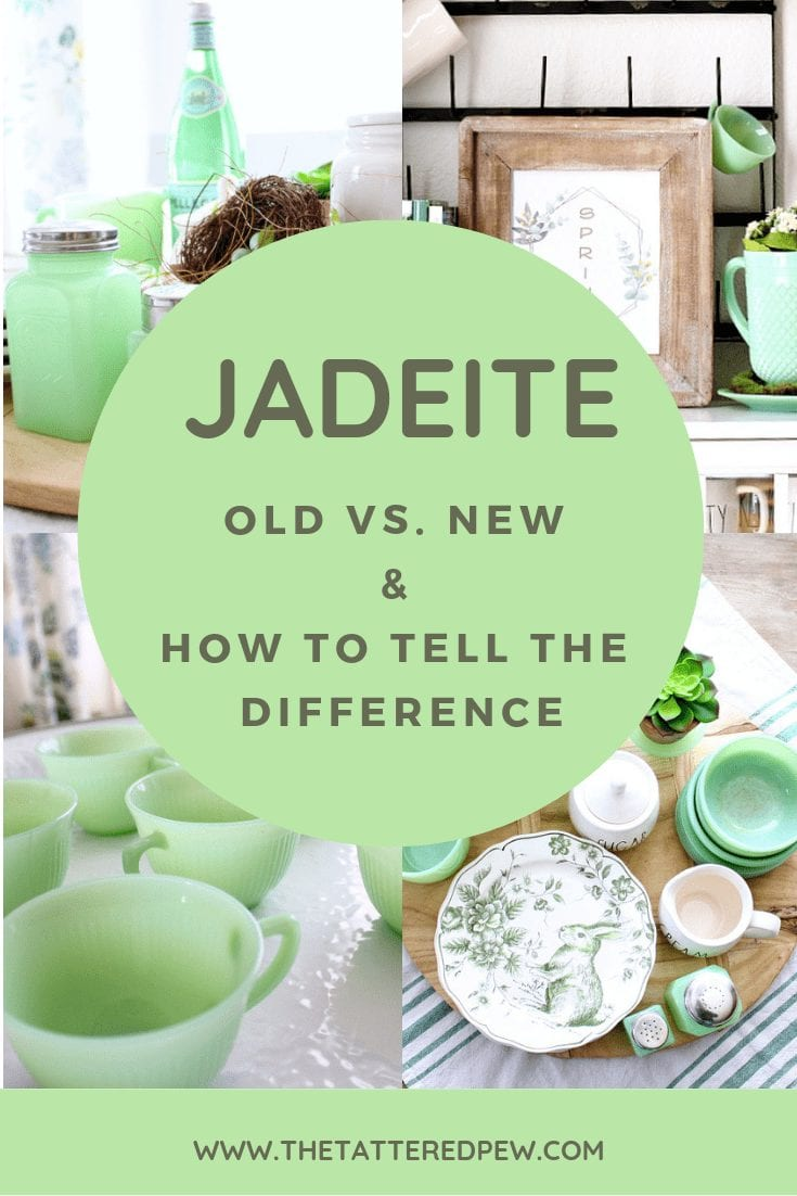 Old vs. New Jadeite and how to tell the difference. #jadeite