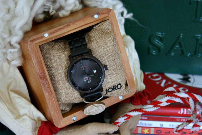Black Friday Deal… Jord Wood Watch and Coupon Code