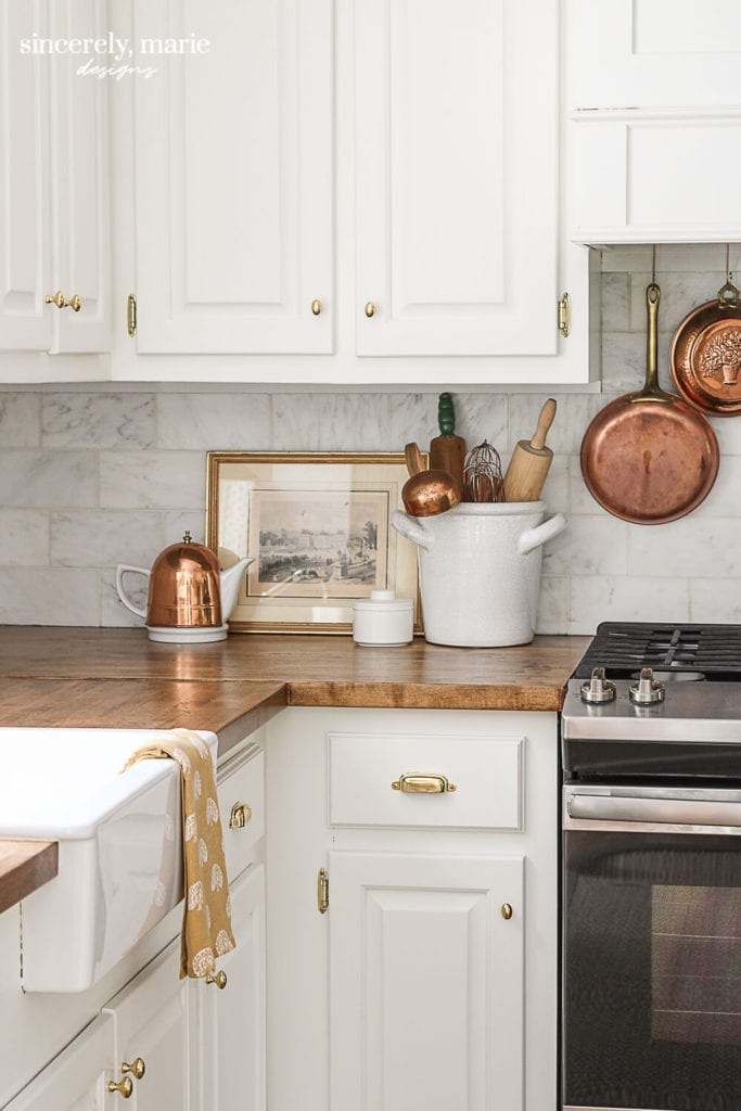 Welcome Home Sunday: Our lived in kitchen refresh