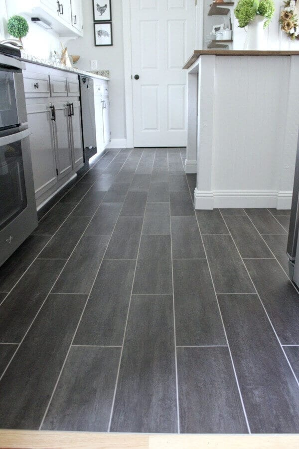 Welcome Home Sunday: DIY Flooring for under $400