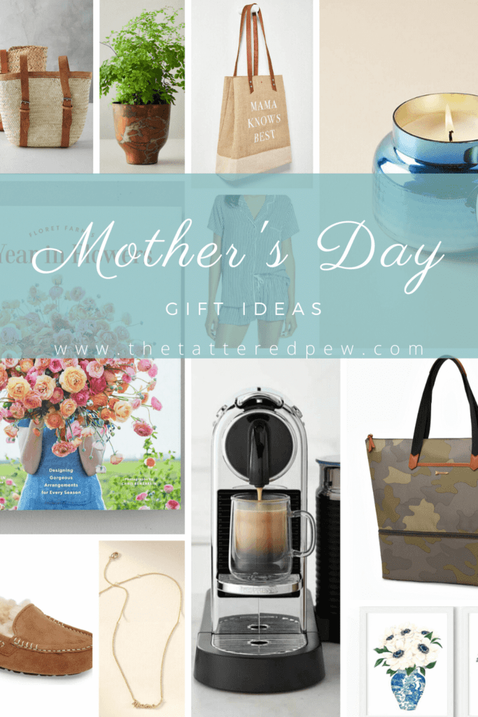 Mother's Day Git Ideas that any mom would love!