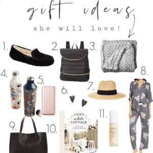 Mother's Day gift ideas she will love!
