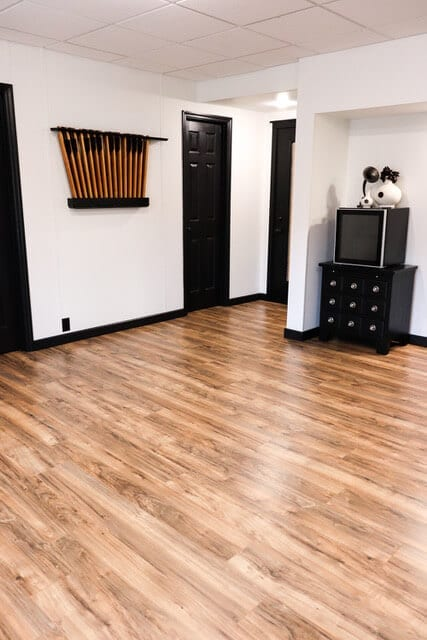 Welcome Home Saturday: How to install laminate flooring over concrete