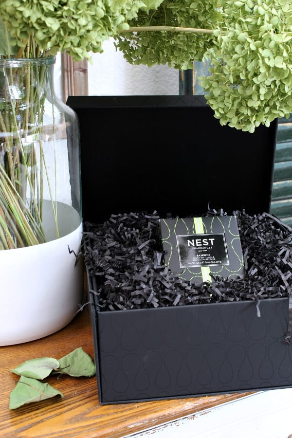 NEST New York a candle to remember! From the gorgeous packaging to the fabulous scent you will be asking for more of these candles before you know it!