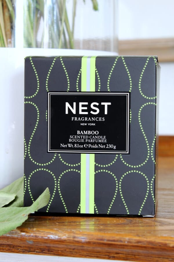 NEST New York a candle to remember! The Bamboo scent is m favorite!