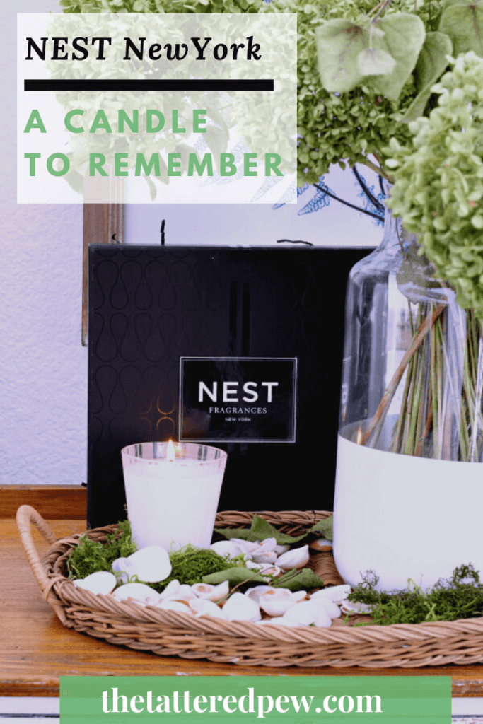 Come read why the Bamboo candle from NEST New York is now my favorite candle!