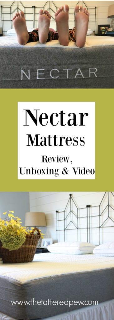 Nectar, mattress